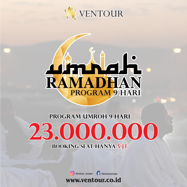 Futured Banner Umroh Ramadhan